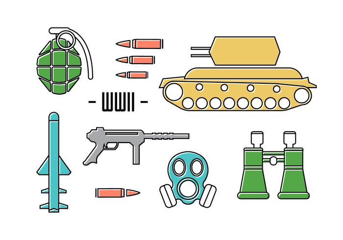 Ícones de Guerra Livre