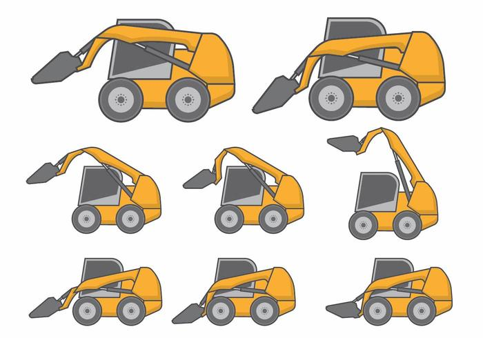 Skid Steer Set
