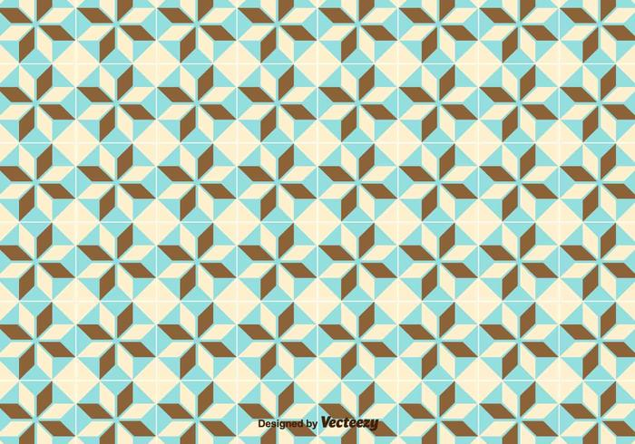Simple Geometric Pattern/Tiles Pattern