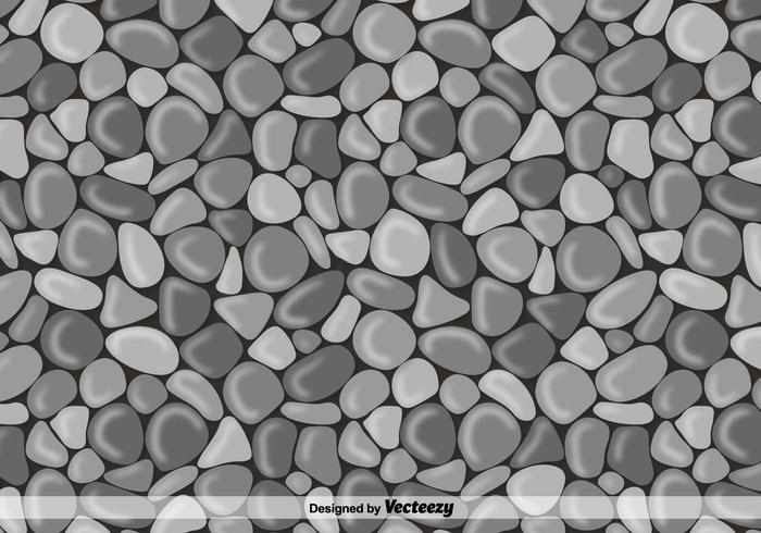 Vector Stone Wall Background