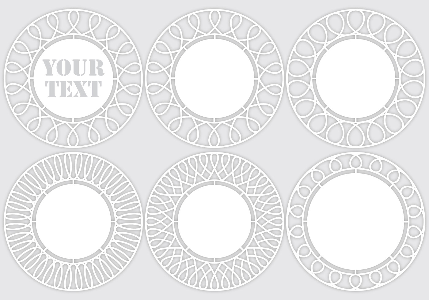Laser Cut Templates - Download Free Vector Art, Stock Graphics ...