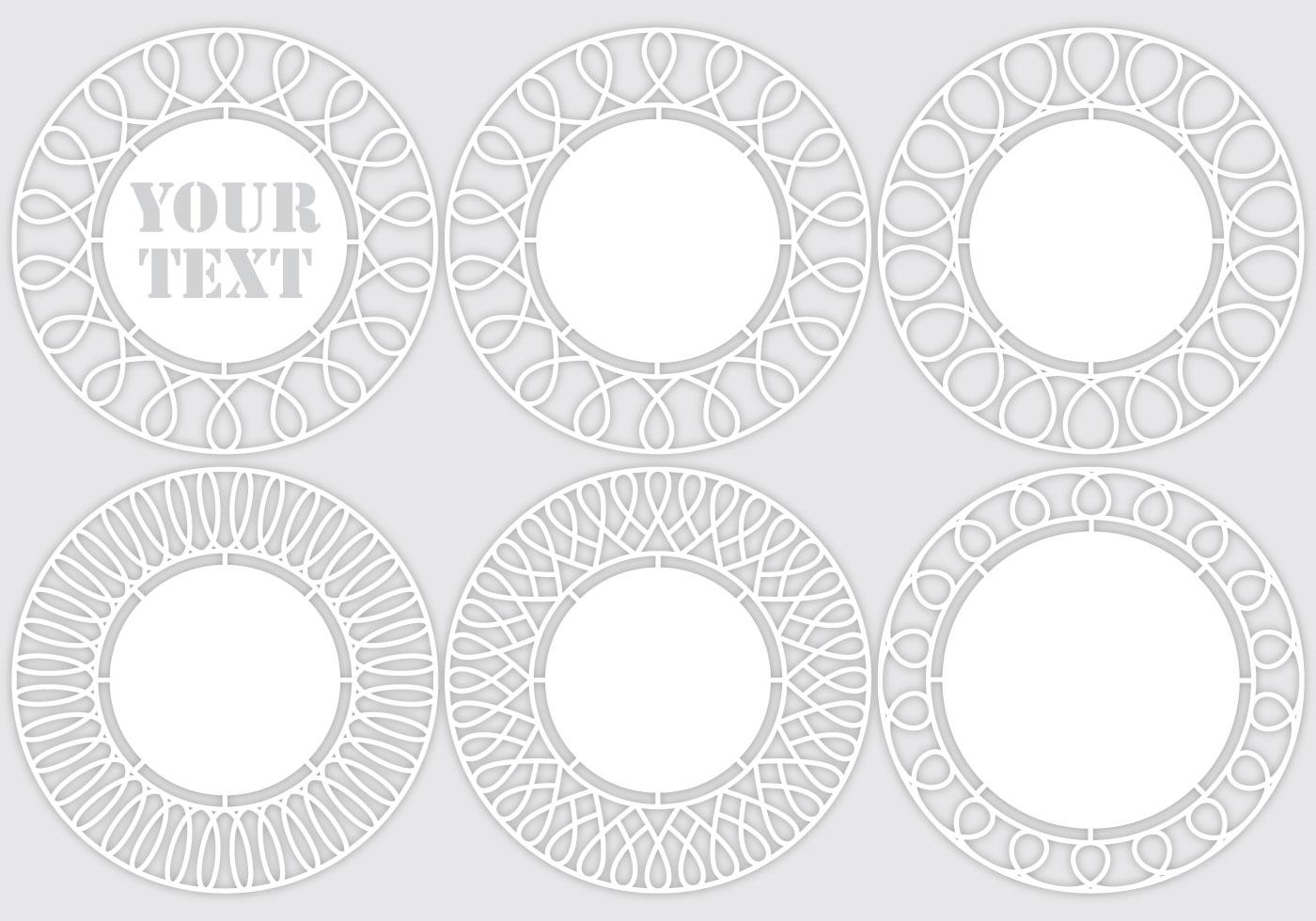 Laser Cut Templates - Download Free Vector Art, Stock Graphics ...
