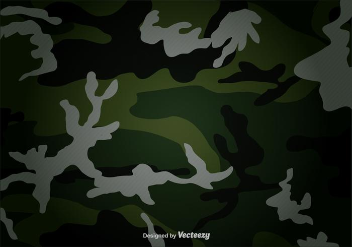 Vector Multicam Camouflage Background