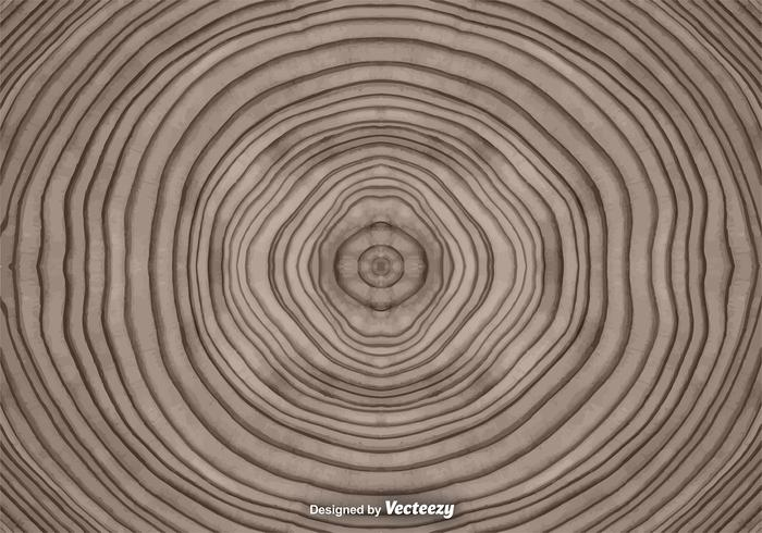 Vector Abstract Tree Rings Hintergrund