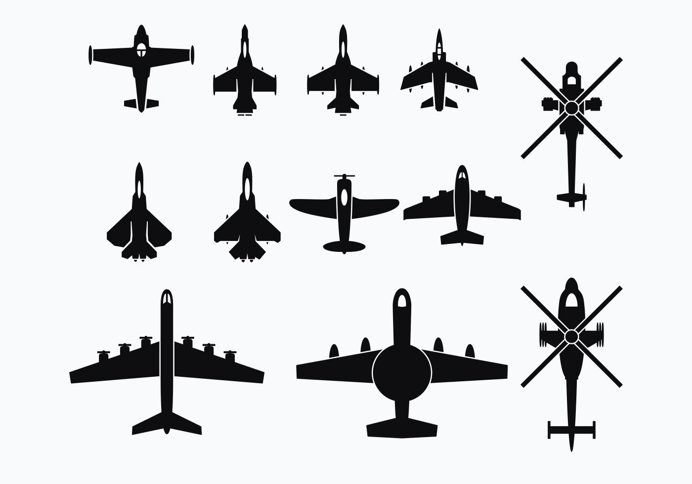 Avion Vector - Download Free Vector Art, Stock Graphics ...