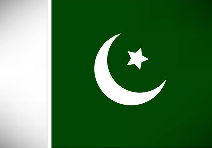Free Vector Pakistan Flag