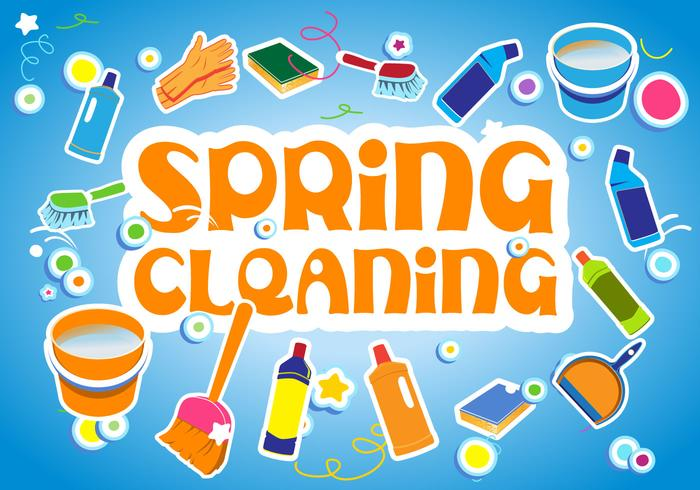 Spring cleaning images images What month is spring cleaning