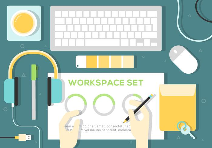 Free Works pace Vector Set