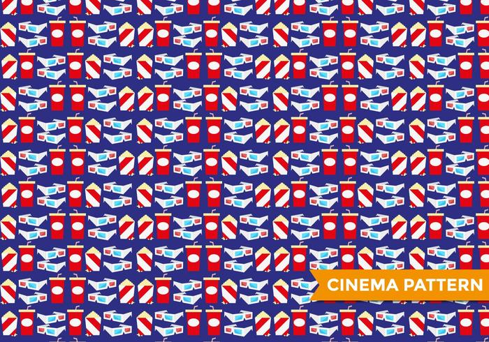 Popcorn Muster Spaß
