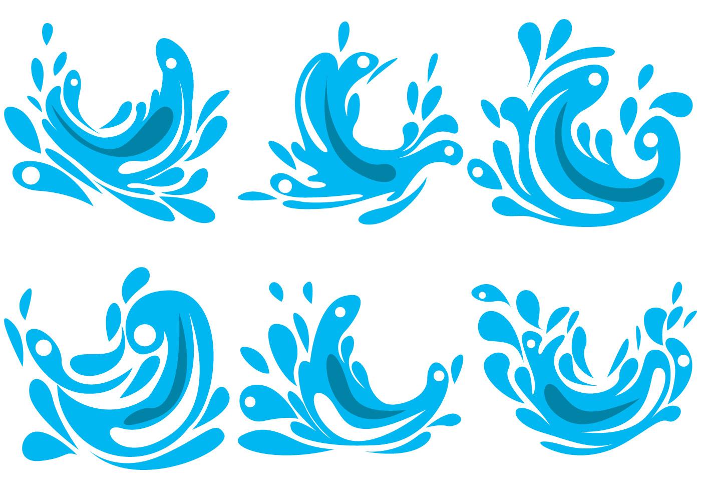 Agua Vector - Download Free Vector Art, Stock Graphics ...