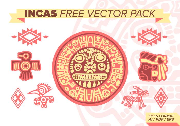 Incas Pack Vector Libre