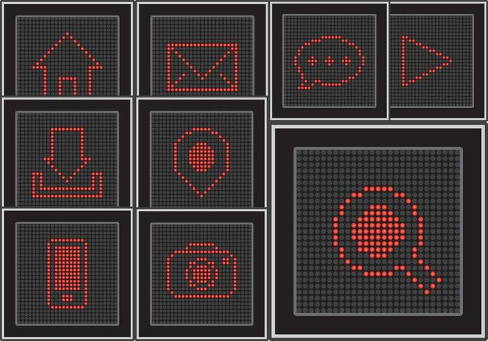 LED-pictogram