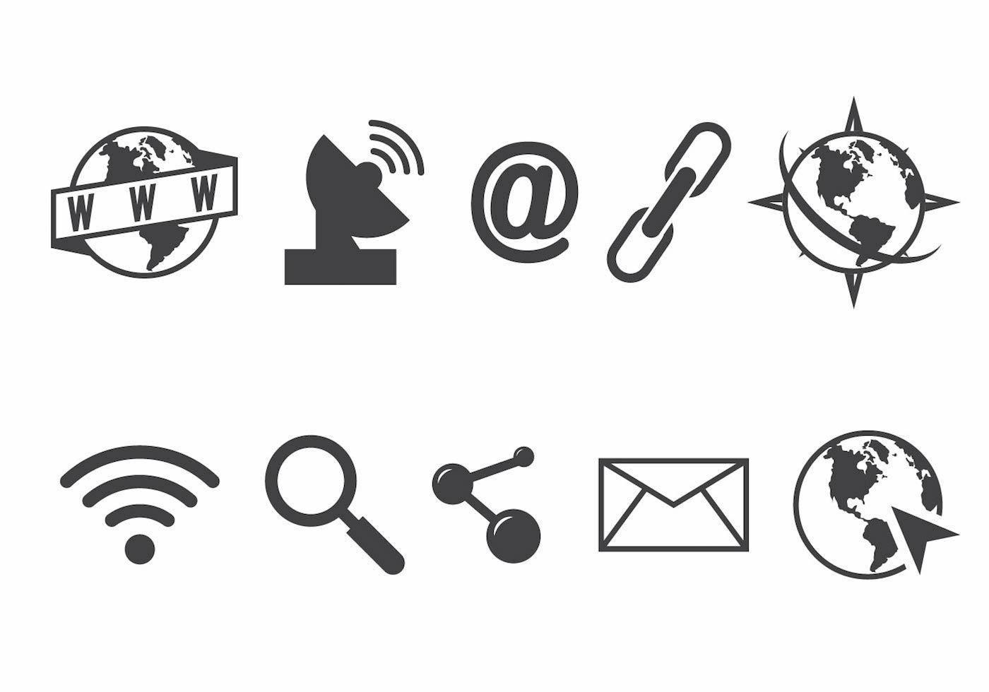 Internet Explorer Icon Set