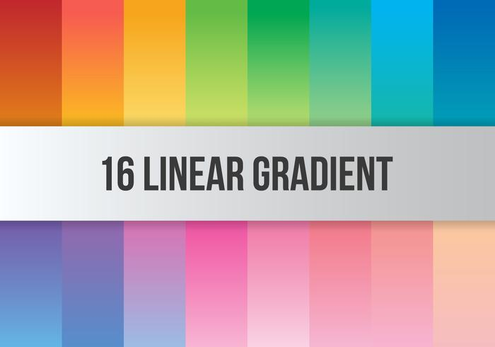 Free Linear Gradient Vectors