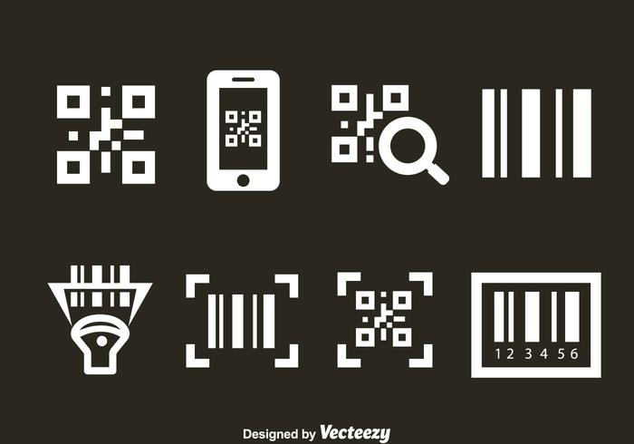 Barcode Scanner Vector