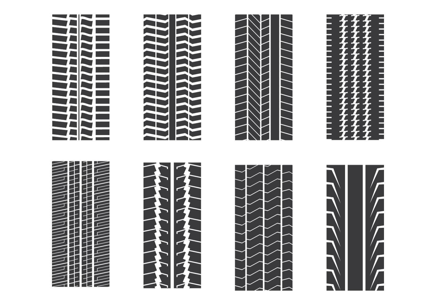 tire mark set download free vector art stock graphics