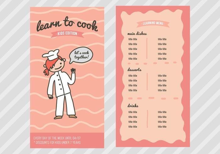 Kooklessen voor Kids
