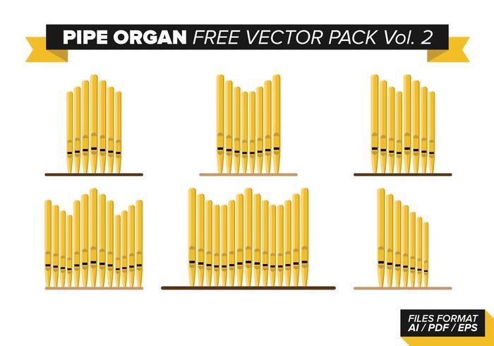 Pijporgaan Gratis Vector Pack Vol. 2