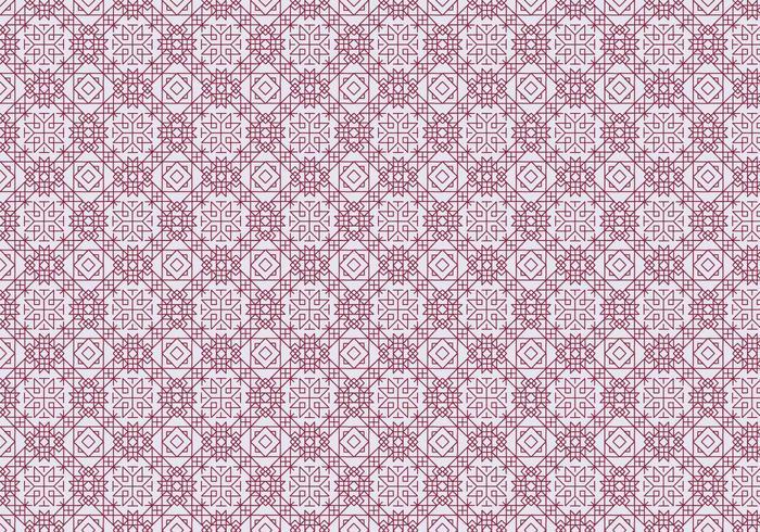 Overzicht Motief Patroon vector