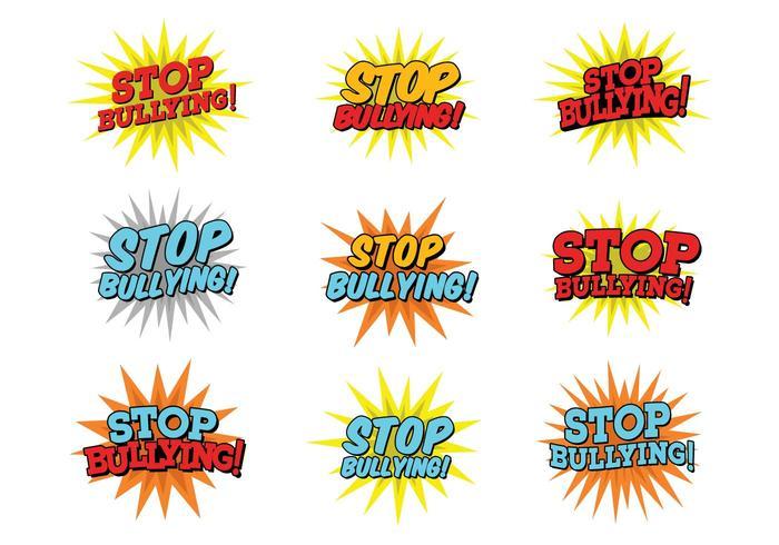 Free Bullying Vector