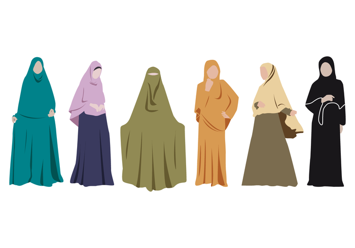 Muslim Free Vector Art 2383 Free Downloads