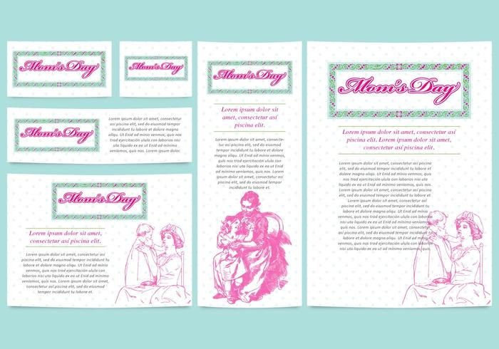 Moms Day Templates