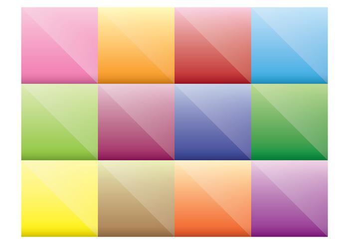 Webkit linjär gradient topp vektor