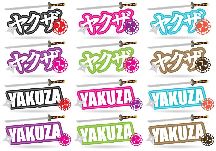 Yakuza Titles