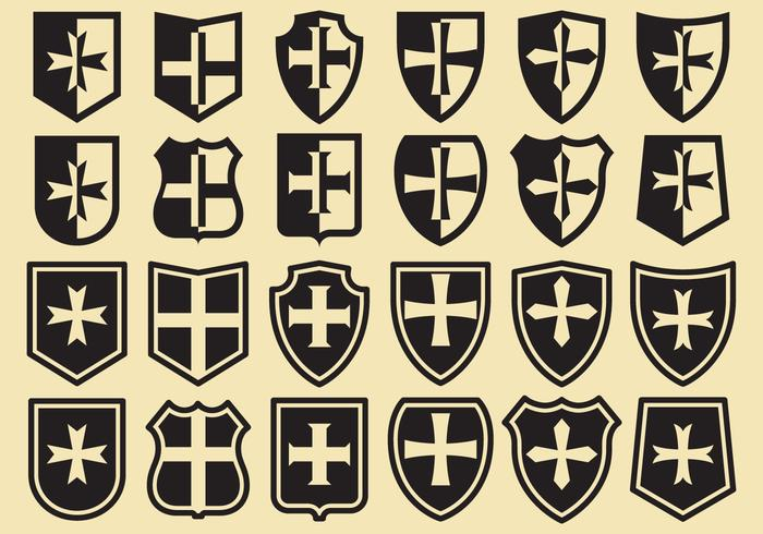 Templar Shields