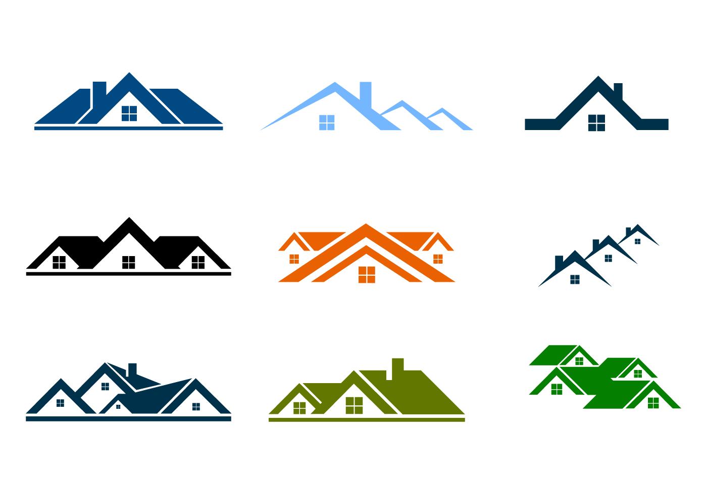 Rooftops Logo Vector Download Free Vector Art Stock