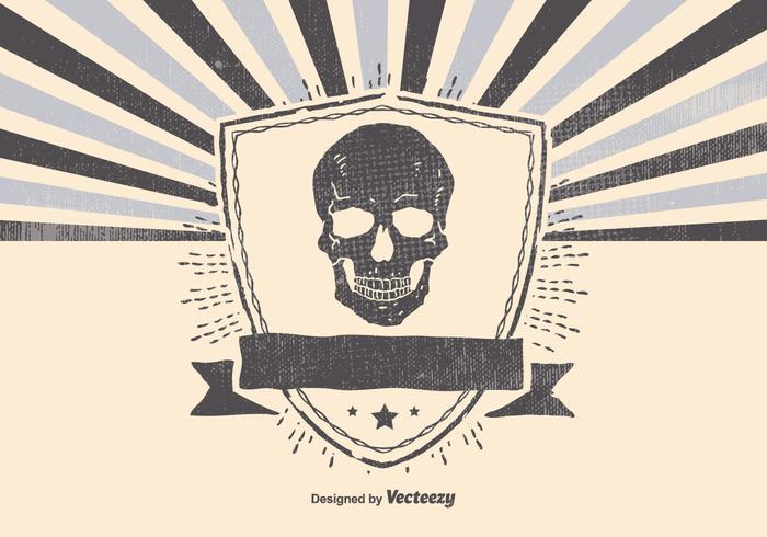 Old Grunge Vector Background