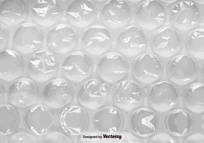 Bubble Wrap Vektor Hintergrund