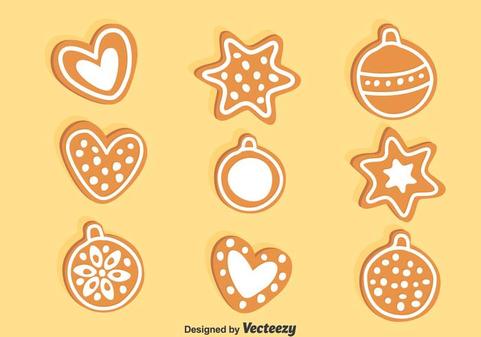 Ginger Bread Vector