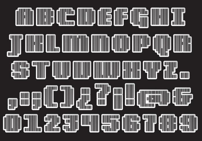 Tipo di codice a barre vettore