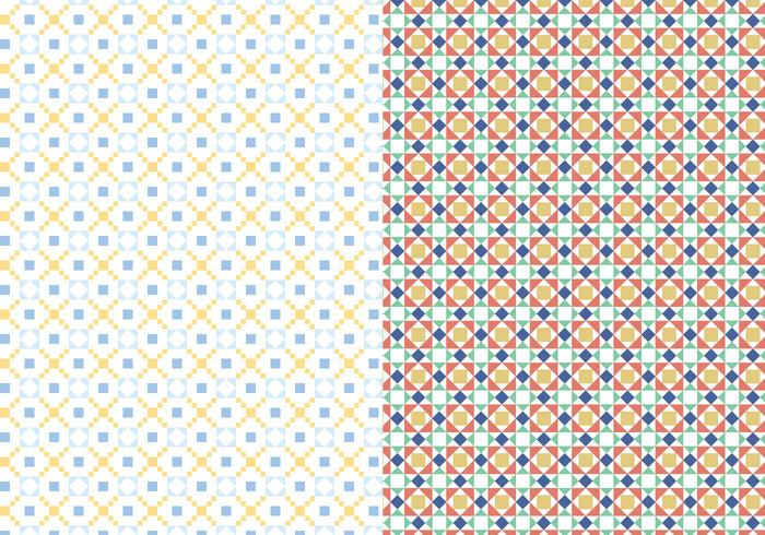 Decorative Mosaic Pattern