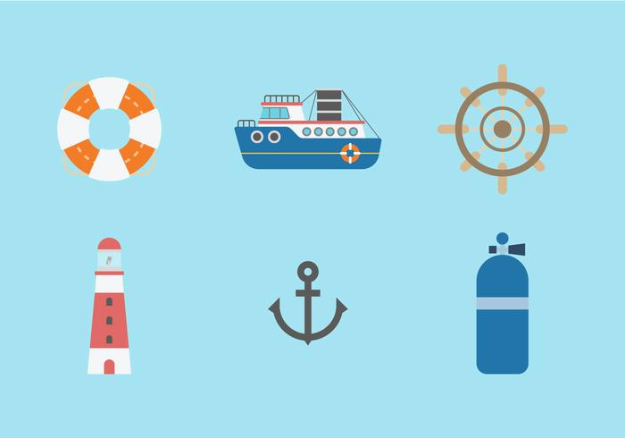 Free Nautical Vector 1