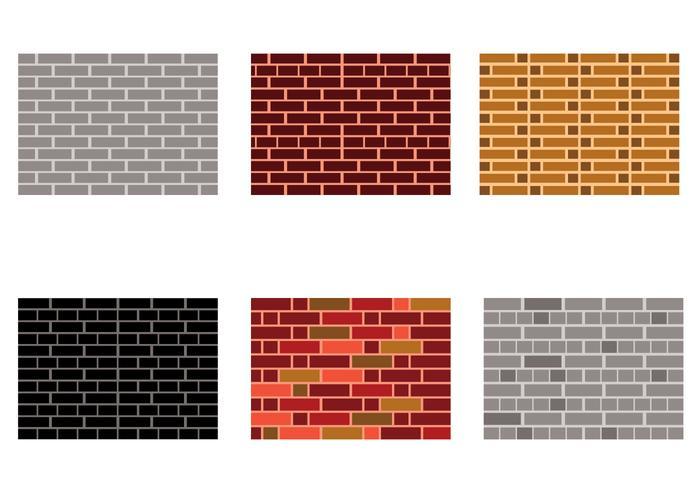 Bricklayer Stonewall Vectors