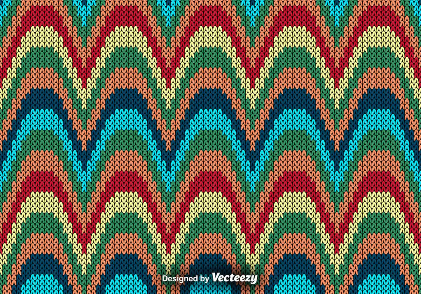 227dfaa843d Knit Texture, Vector pattern - Download Free Vector Art, Stock Graphics &  Images