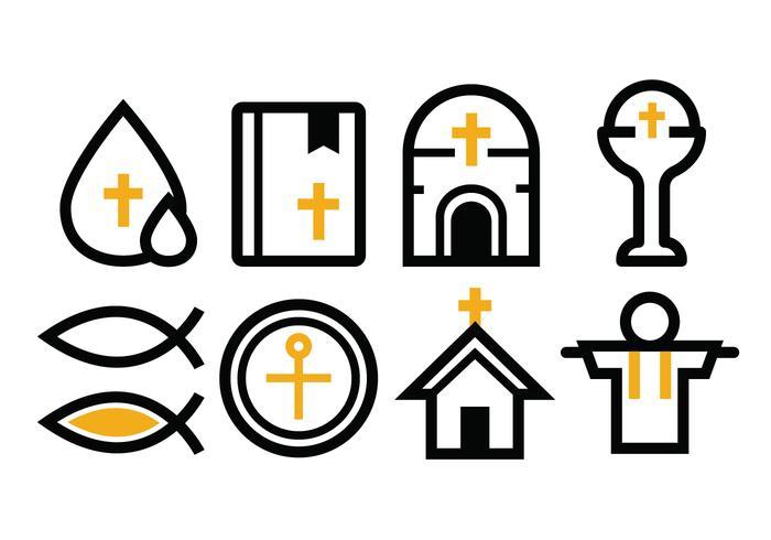 Free Reilgion Icon Set