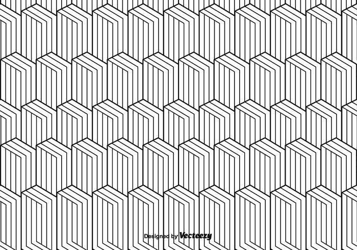 Modèle vectoriel monochrome