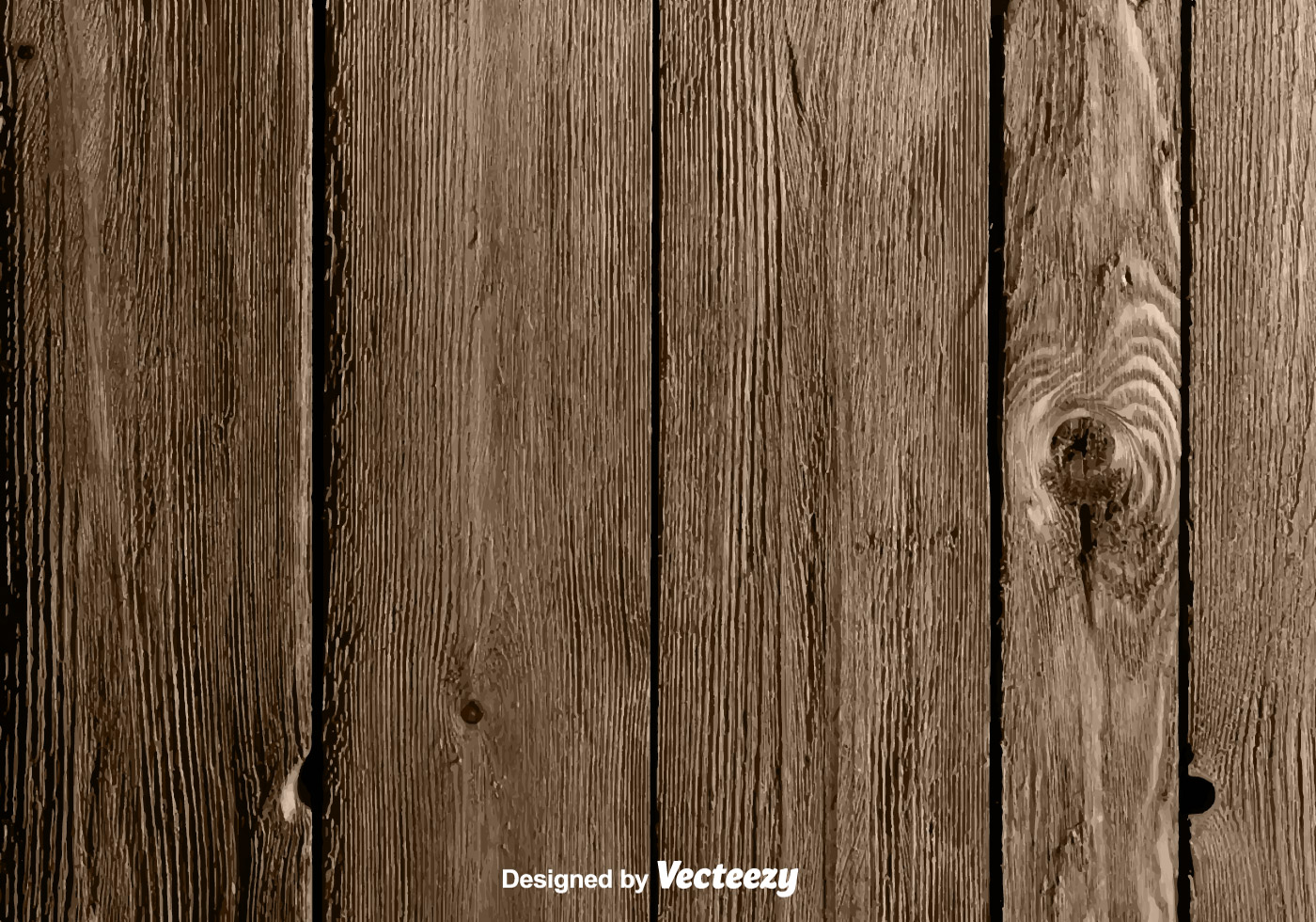 Vector Realistic Hardwood Background Download Free