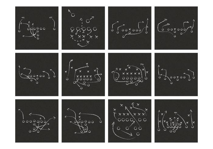 Free Playbook Strategy Vector