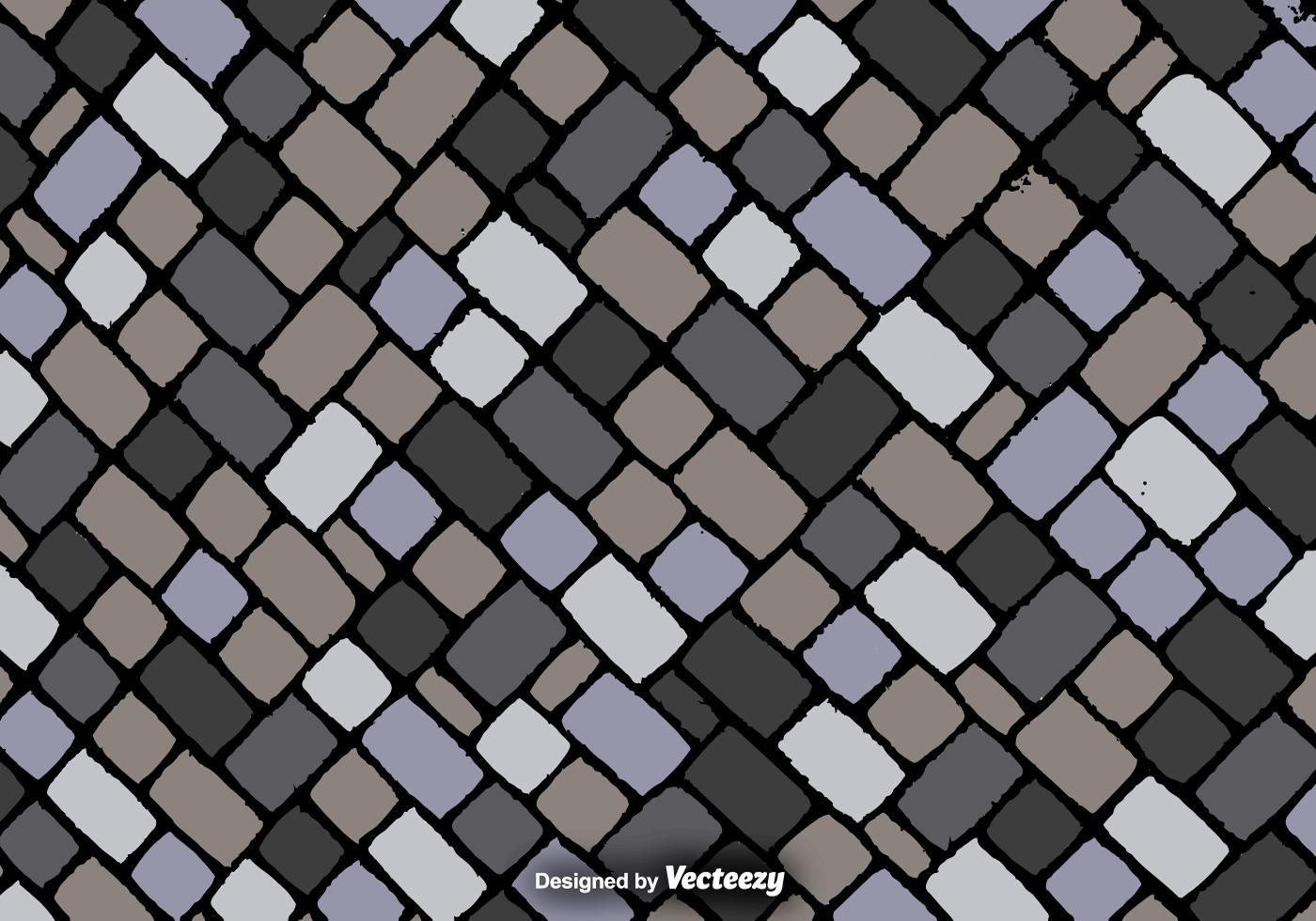 cartoon square stones texture -#main
