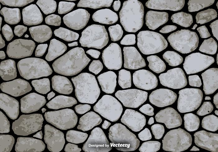 Vector Stone Texture - Vector Background