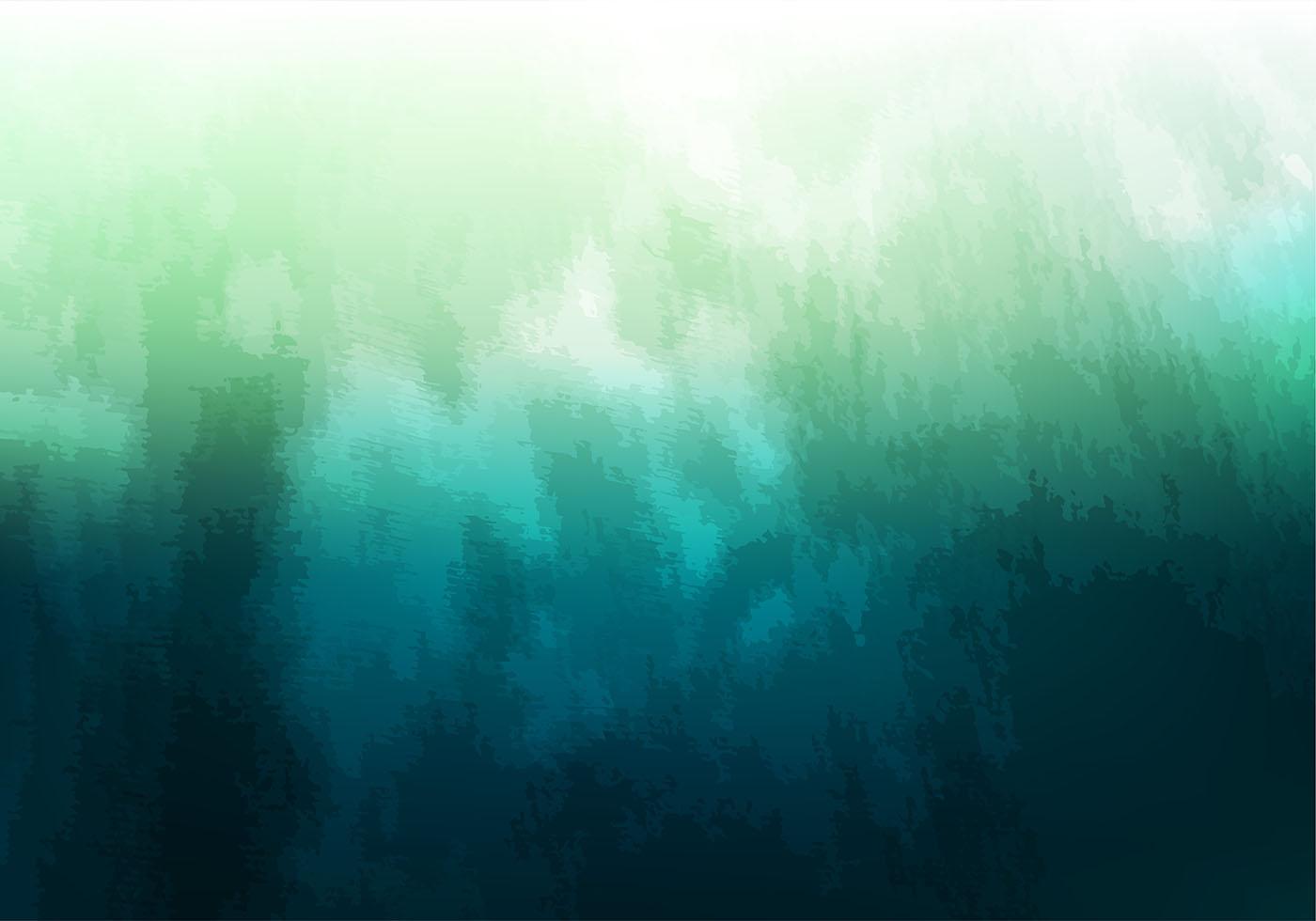 Free Vector Green Watercolor Background - Download Free Vector Art