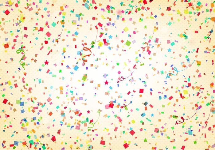 ... And Confetti - Download Free Vector Art, Stock Graphics & Images
