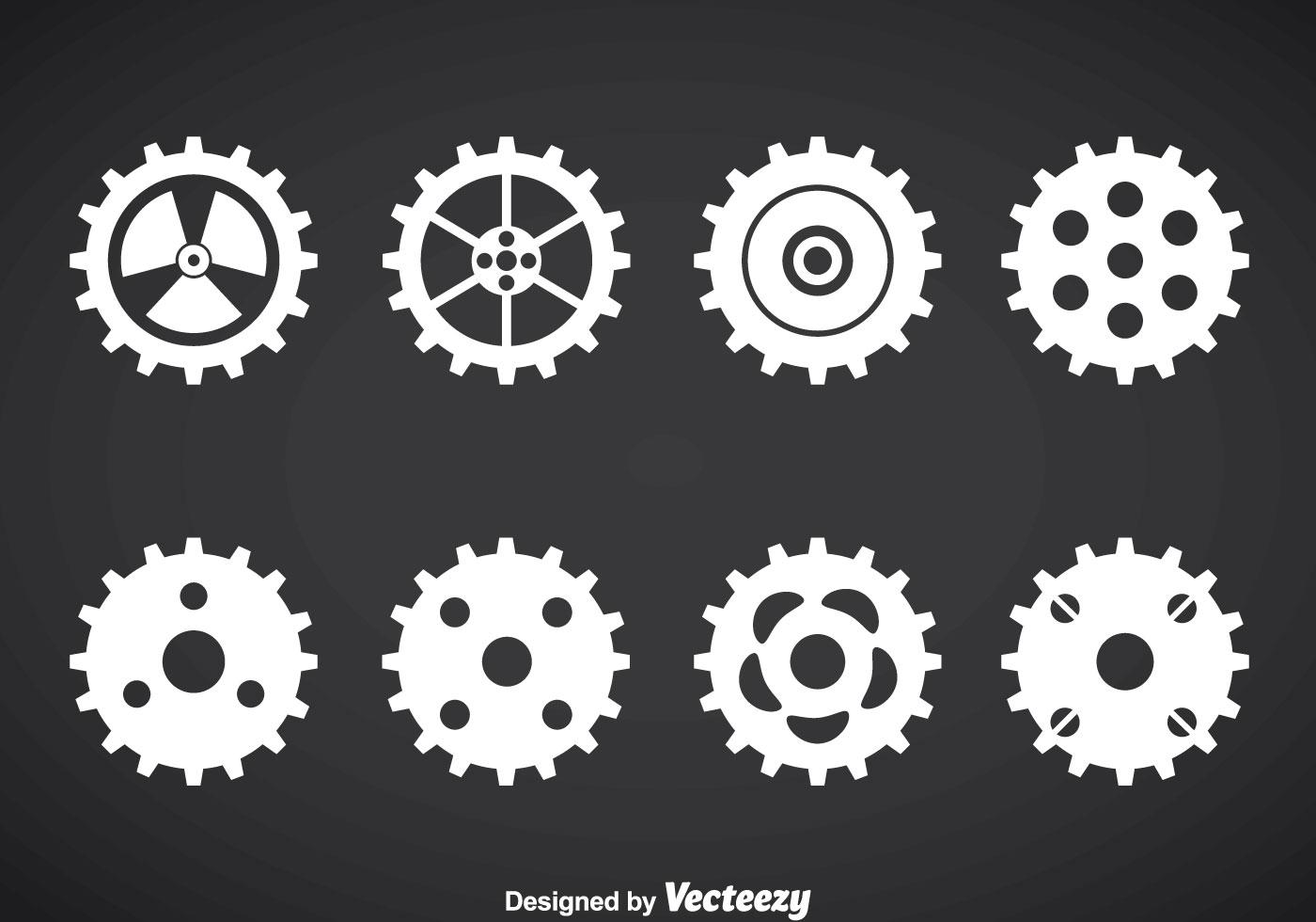 Clock Gears Vector Set - Download Free Vector Art, Stock Graphics & Images