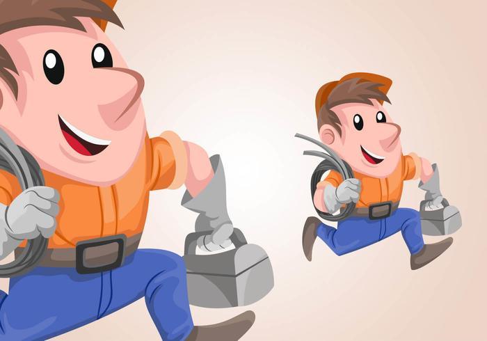 Handyman Character