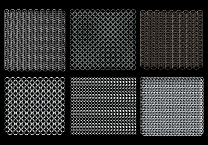 Free Chainmail Vector
