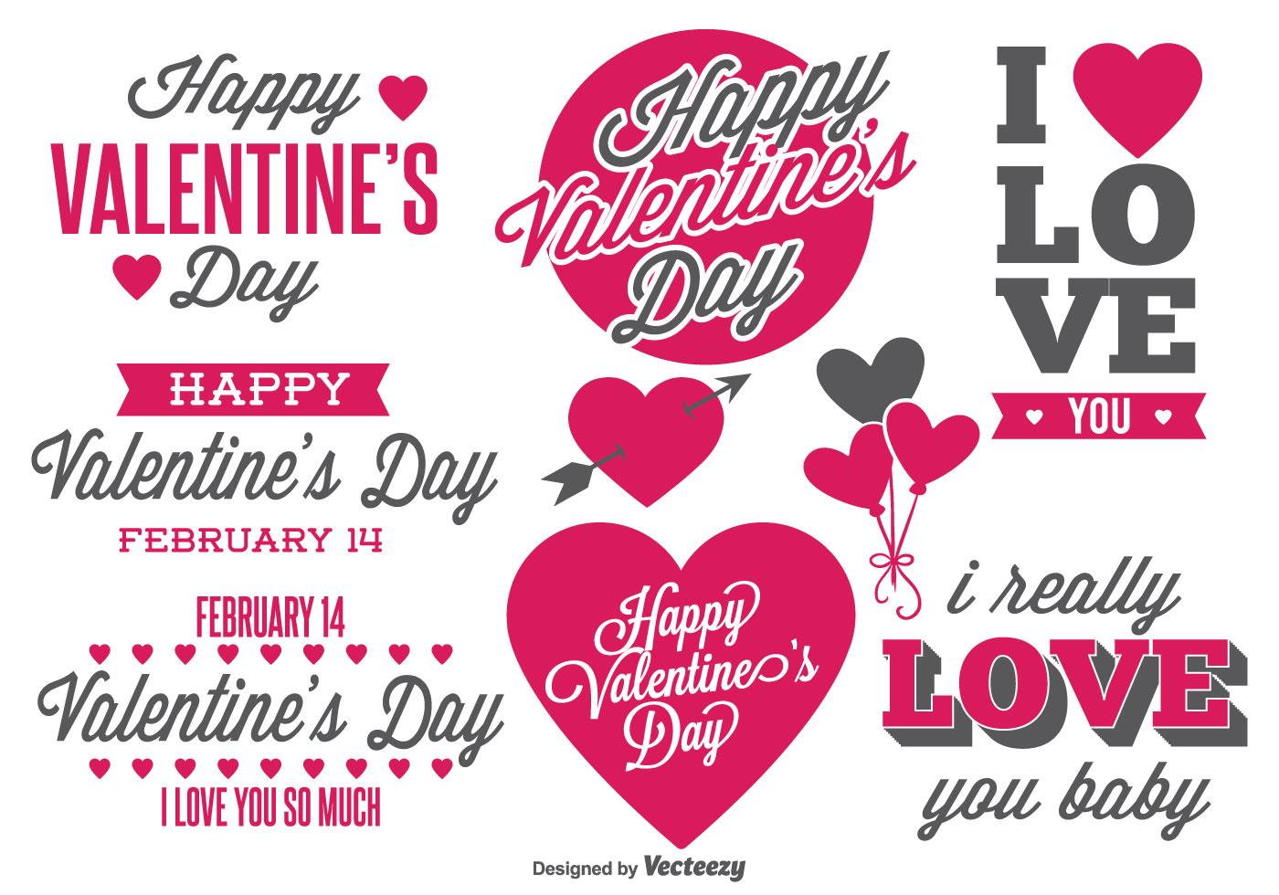 Valentines Day Free Vector Art 11092 Free Downloads